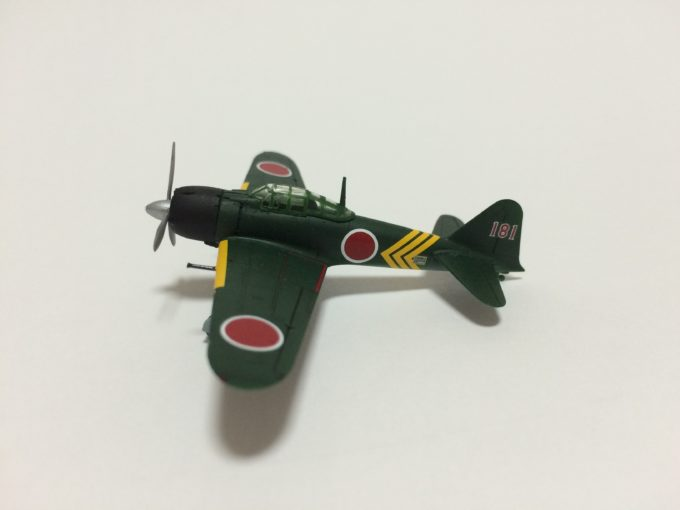 ファインモールド 零式艦上戦闘機二二型