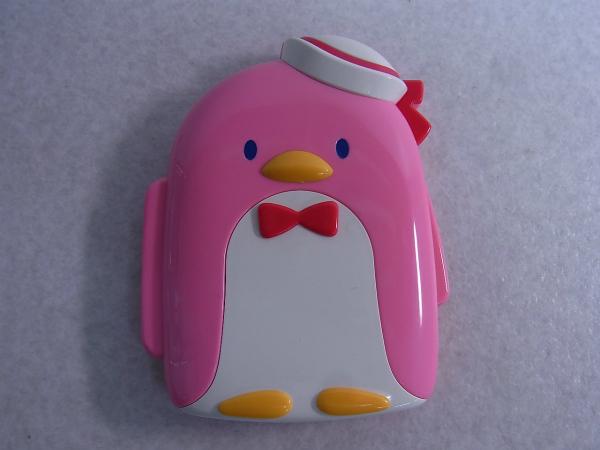なぜかピンク色
