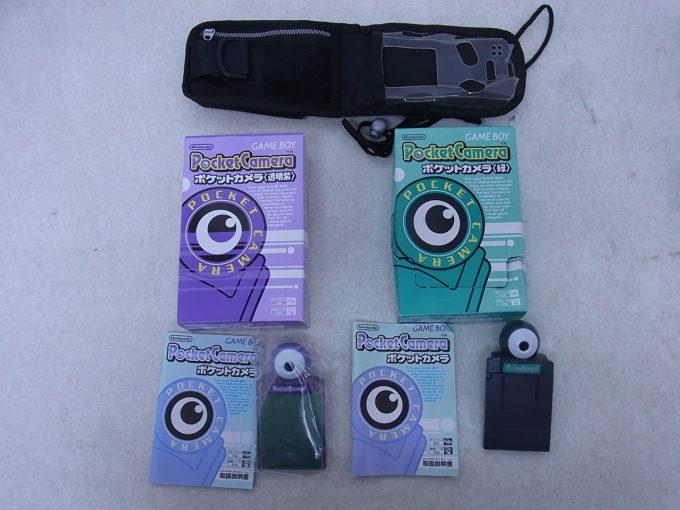 ポケットカメラです