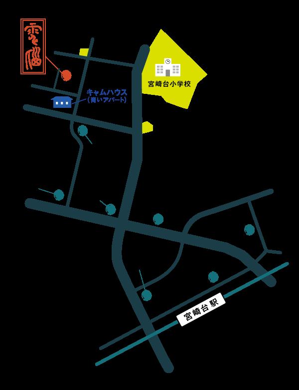 電脳遊幻組への地図