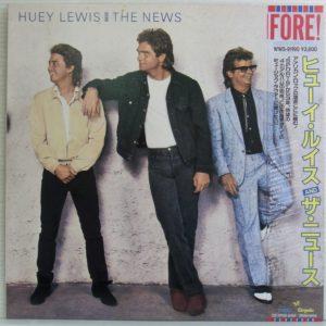 レコードリスト:ポップ・ロック H