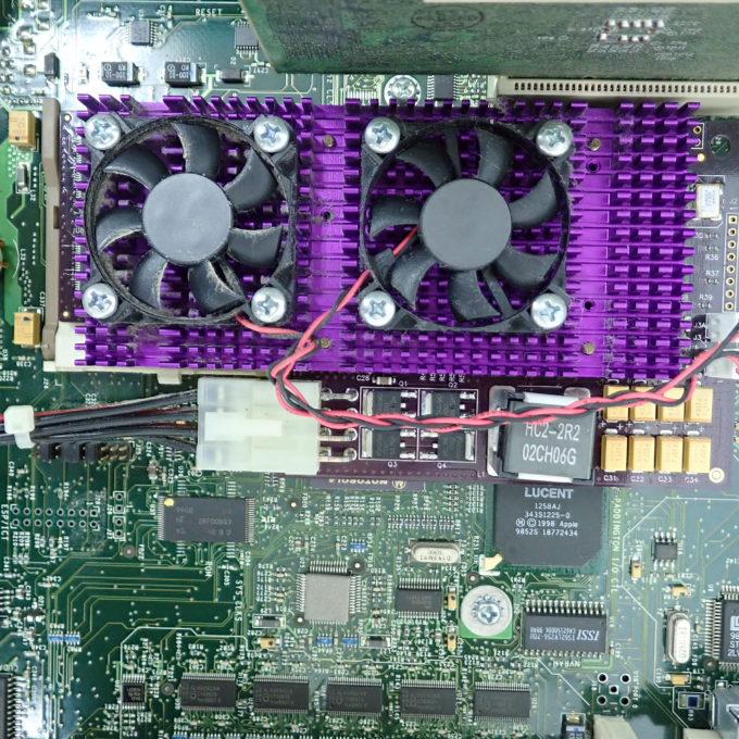 CPUアップグレードカードSonnet Encore G4 1G/1M